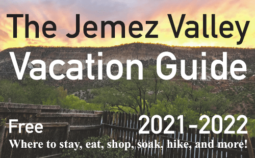 2021 - 2022 Jemez Valley Vacation Guide